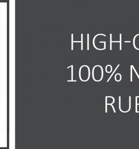 100 % Naturkautschuk